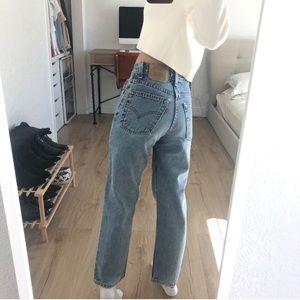 "Tiny Vintage Levi's jeans size 22/23"" waist"